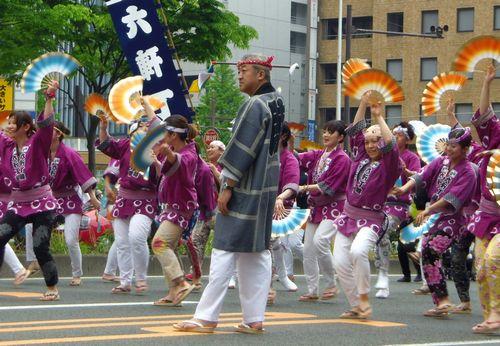 仙台青葉まつり2013~31すずめ踊り