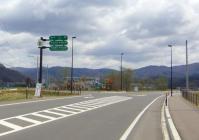 遠野5国道340号線土淵地区