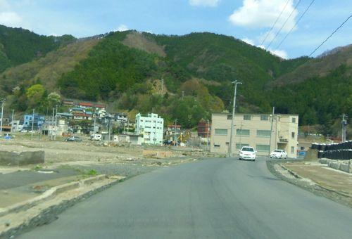 釜石被災状況5浜町周辺