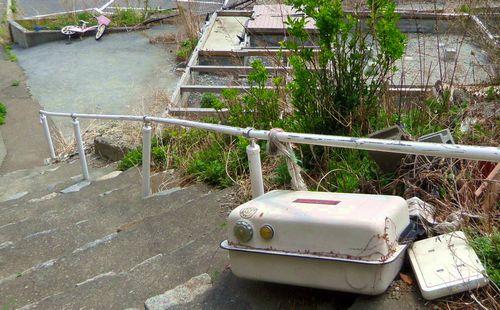 釜石被災状況10浜町周辺