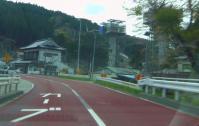 旧三陸町被災状況7三陸道建設中