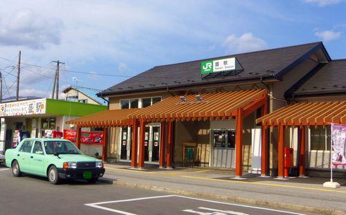 三鉄JR盛駅4駅舎