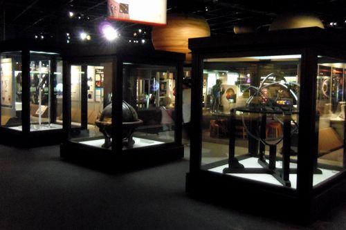 仙台市天文台8展示室重要文化財
