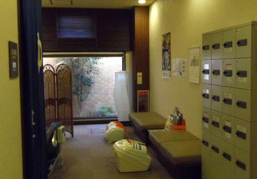 ホテルルートイン盛岡南8浴場入口リラクゼーションルーム