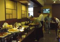 ホテルルートイン盛岡南11朝食バイキング