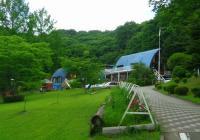 秋保森林スポーツ公園5クラブハウス