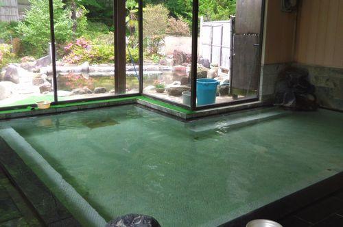 秋保森林スポーツ公園10森林の湯内湯