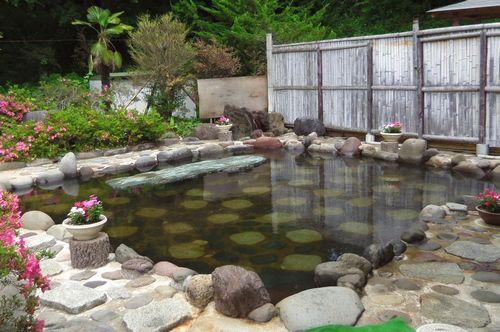秋保森林スポーツ公園12森林の湯露天風呂