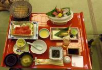 月岡温泉白玉の湯華鳳12夕食