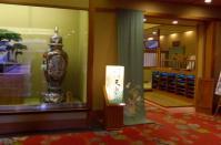 月岡温泉白玉の湯華鳳16浴場入口