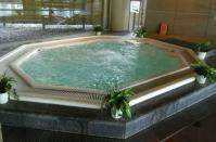 月岡温泉白玉の湯華鳳22ジャグジー風呂