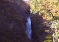紅葉2013秋保大滝4