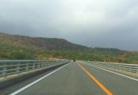 紅葉2013磐梯吾妻スカイライン3国道115号線