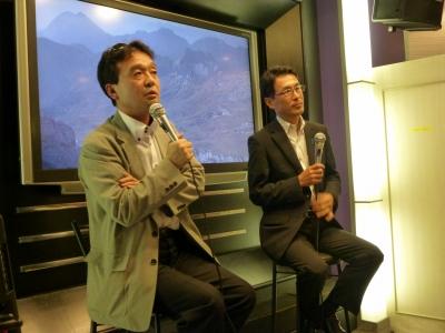 井上和彦 and 長尾たかし スーパートークLIVE 006