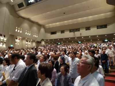 日本会議大阪設立15周年記念講演会003