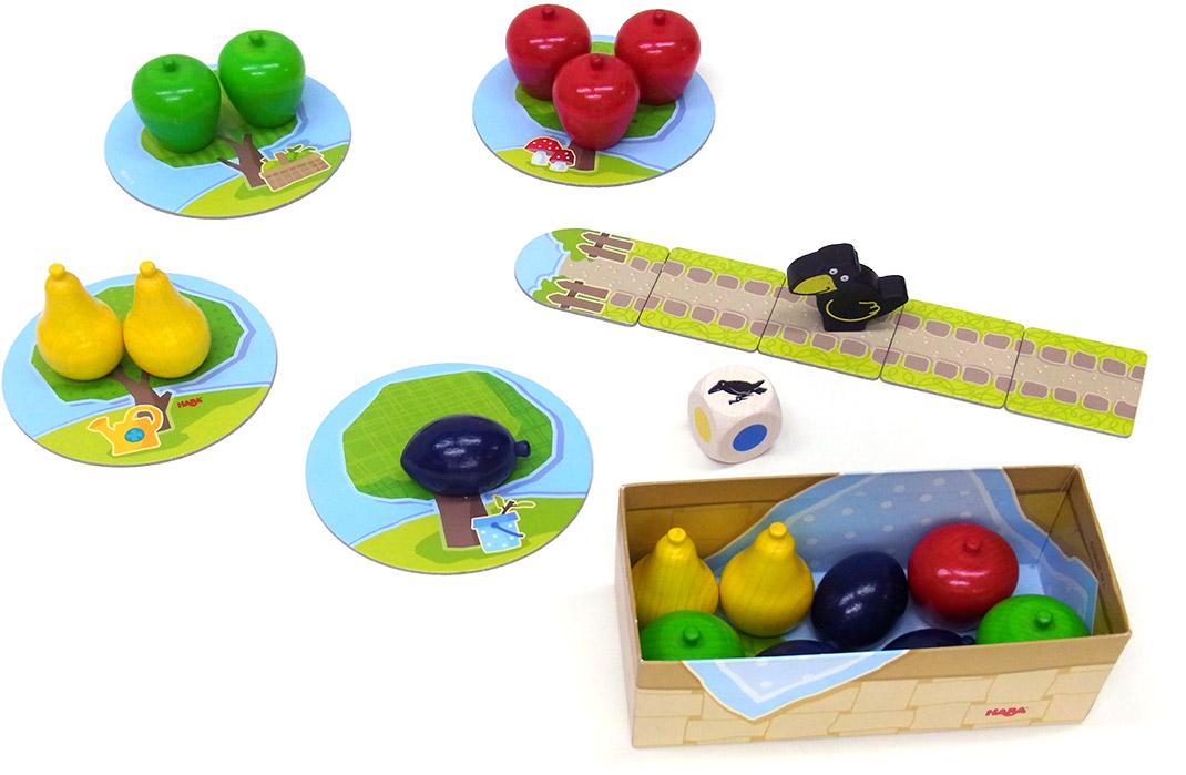 マイファーストゲーム・果樹園:展示用写真