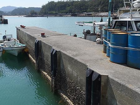 北部のとある漁港