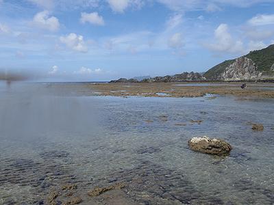 北部の礁池