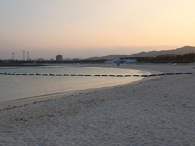 西原のビーチ03
