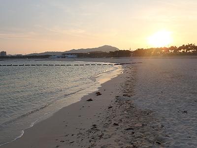 西原のビーチ04