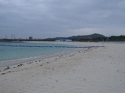 西原のビーチ05