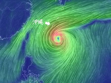 台風19号-ヴォンフォン