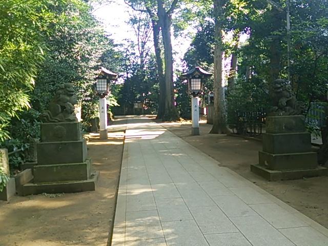 荻窪八幡神社2