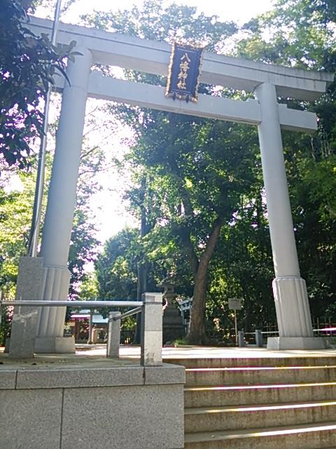 荻窪八幡神社1