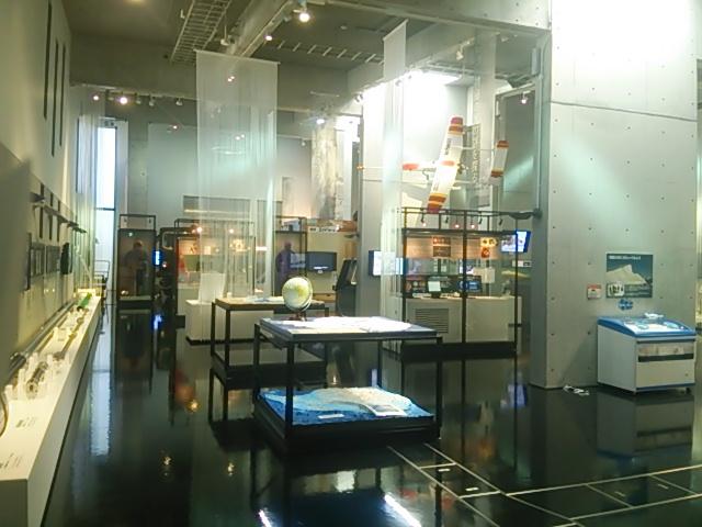 立川 南極北極博物館0