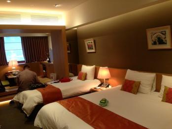 PJホテルのお部屋