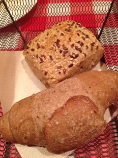 お代わりのパン