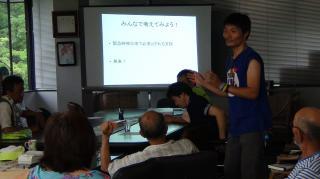 2013年6月15日 め組ジャパン 報告会