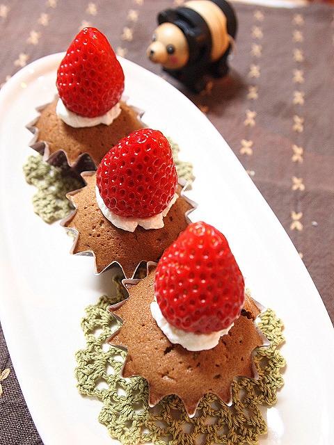 017イチゴケーキ