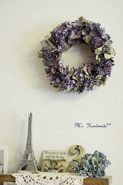 IMG_5348紫陽花リース