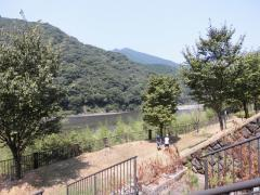 久保川休憩所1