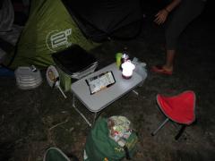 宮崎の河原キャンプ場5