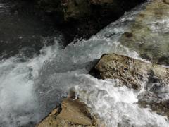 大平渓谷 砂防ダム