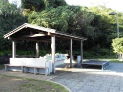 潮井崎公園 炊事棟