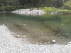 宮崎の河原キャンプ場1