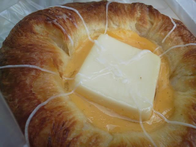 クリームチーズ・デニッシュ