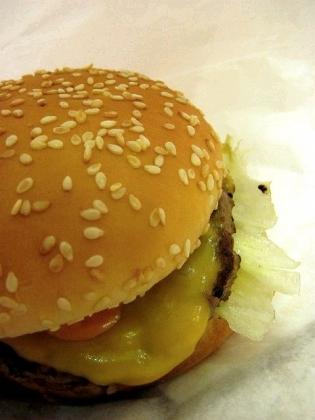 ドムドムハンバーガー、期間限定アボカドチーズバーガー2