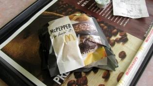 マクドナルド、期間限定、マックペッパーチキン3