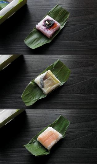 芝寿司、金沢笹寿3