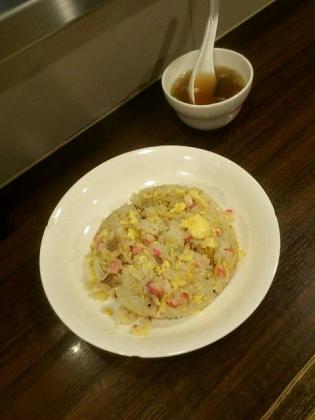 龍味、チャーハン、餃子1