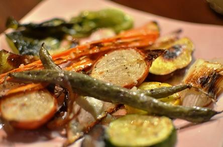 野菜のフラン
