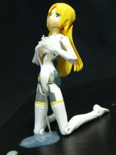 武装神姫 ぶっかけ アーンヴァル