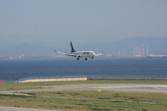 神戸空港9