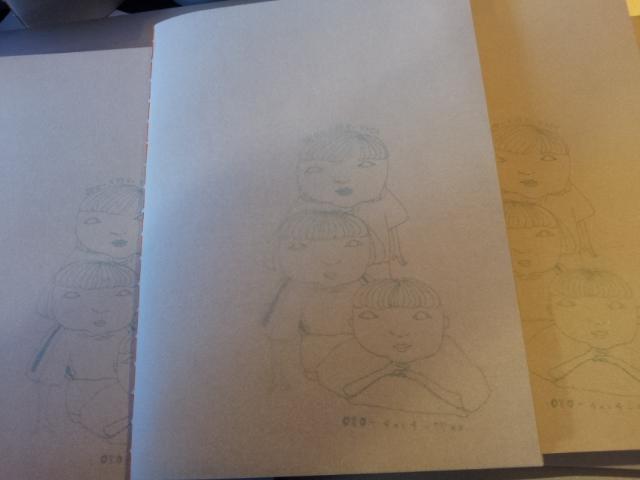 田中の日記表紙