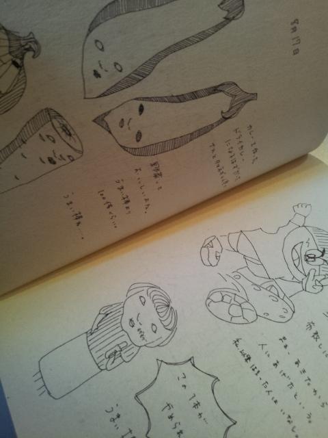 田中の日記