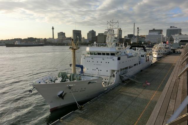 北海道大学水産学部附属練習船 おしょろ丸